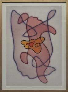 raymond jonson transcendental watercolor