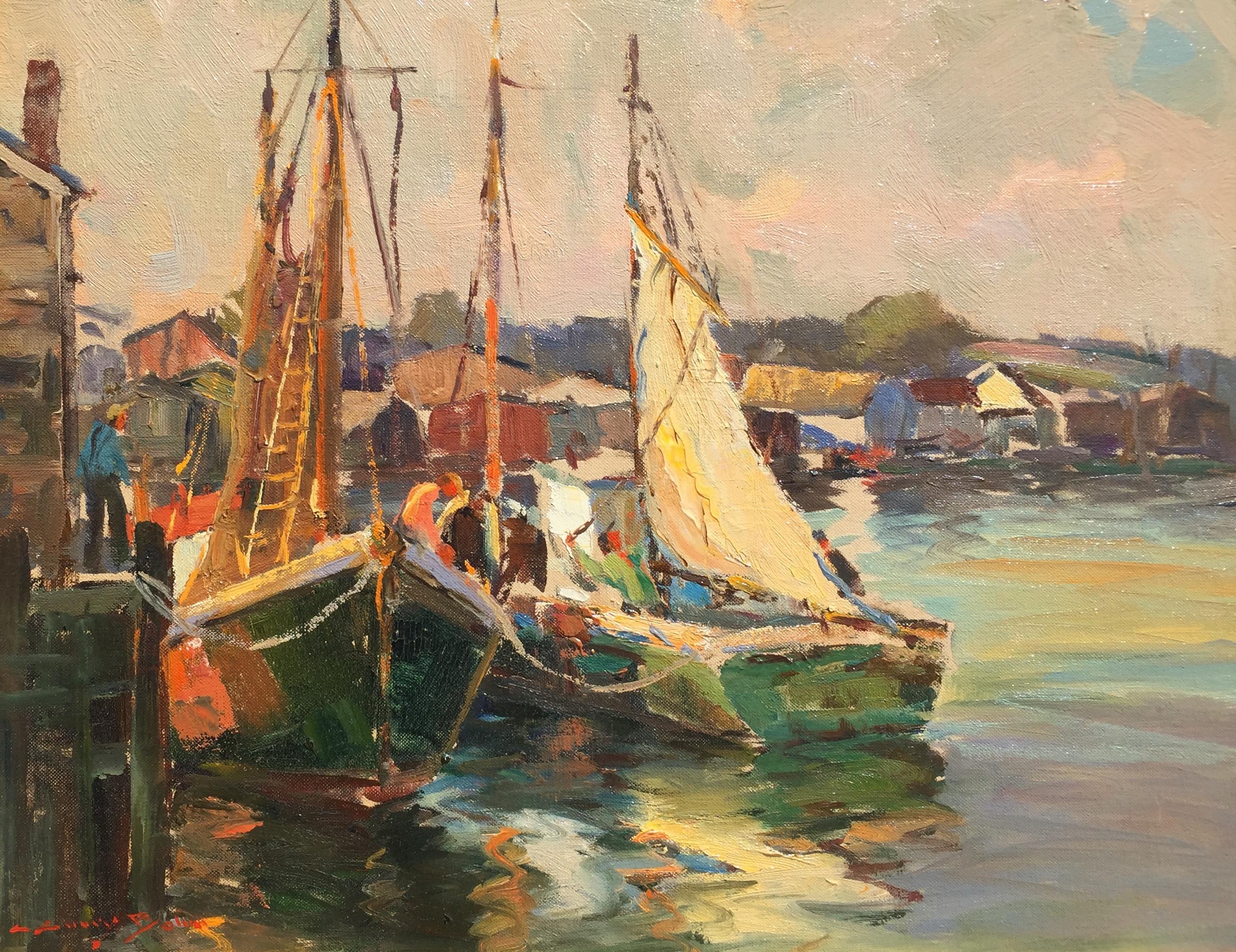 At Harbor