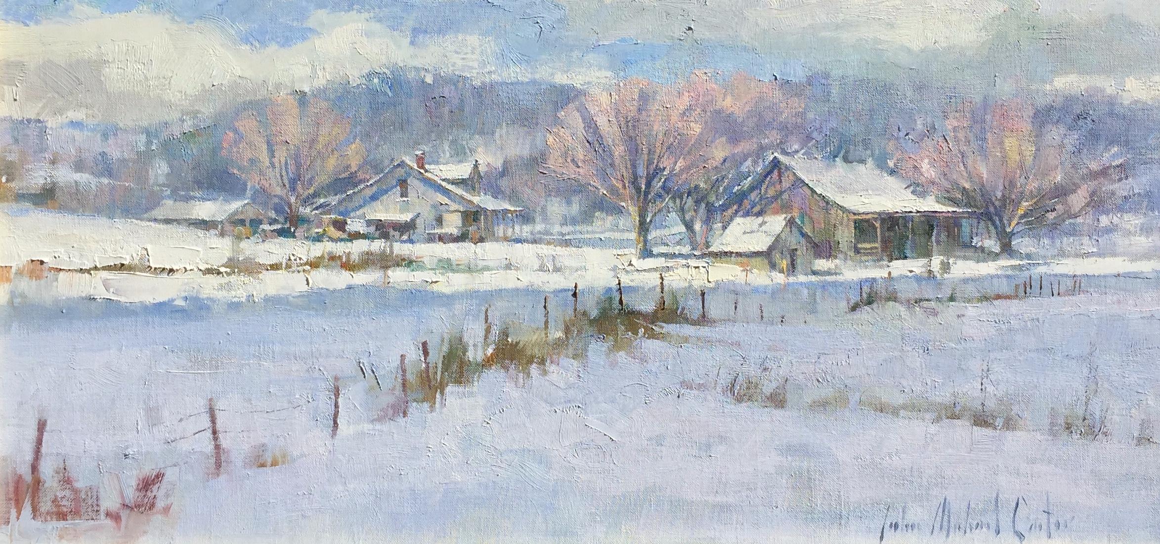 alt Winter, Floyds Knobs (Indiana)