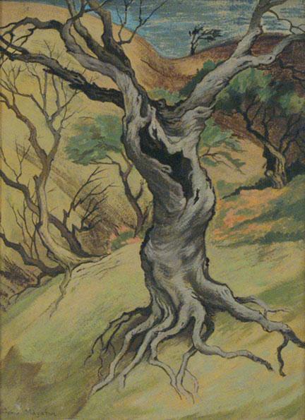 alt Old Tree, c. 1942