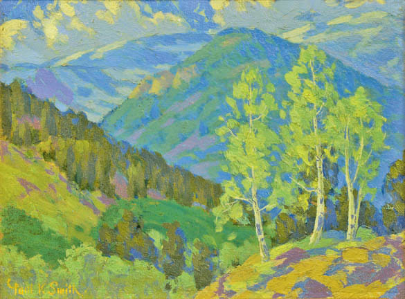 alt Untitled (Colorado Mountain Landscape)