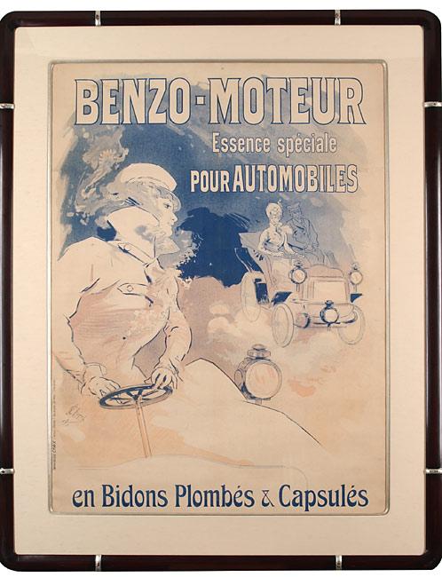 alt Benzo-Moteur, 1900
