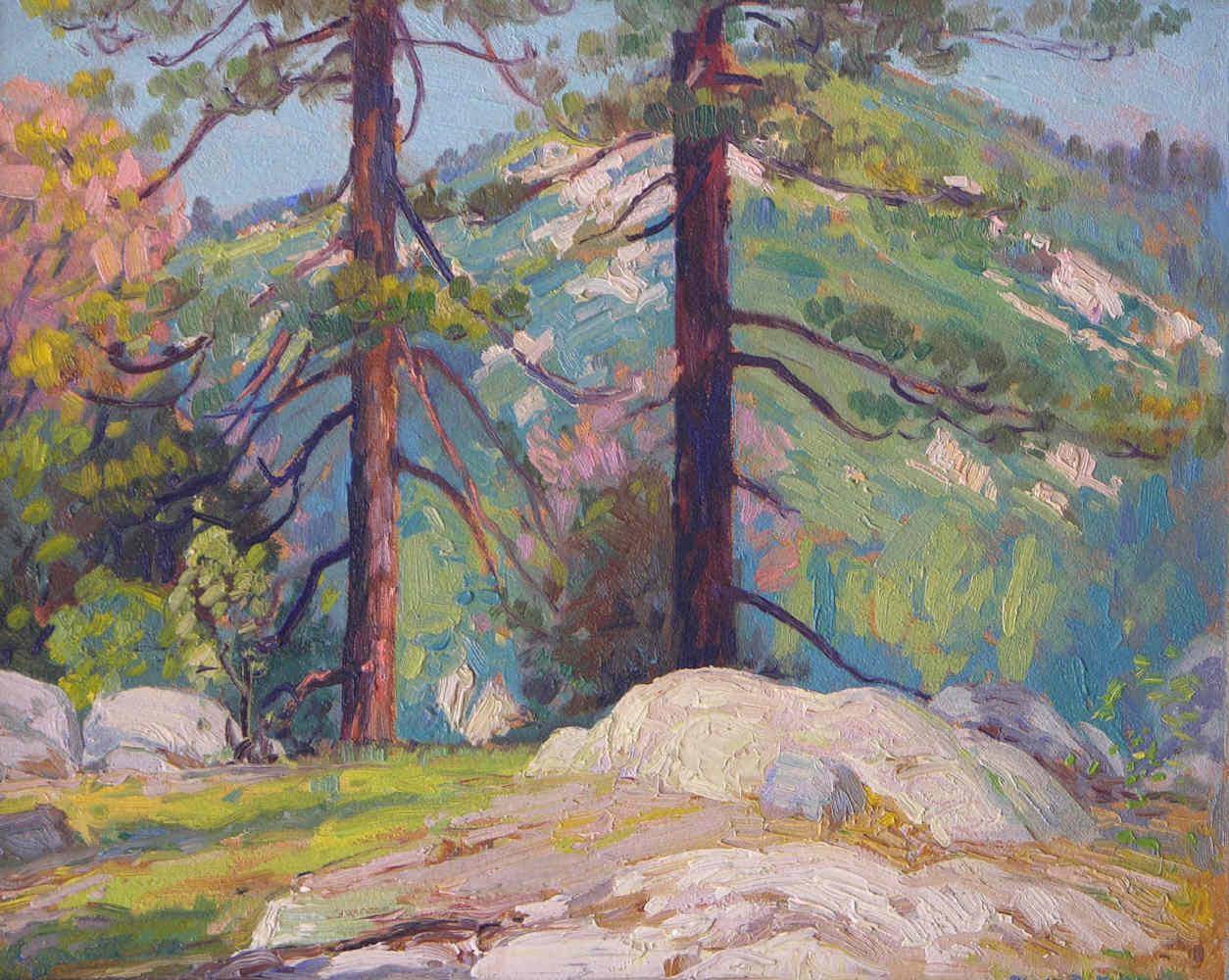 alt Cuyamaca Pines