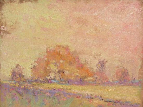 alt Autumn Landscape (Back) Road to the Sea (ADRX-14)