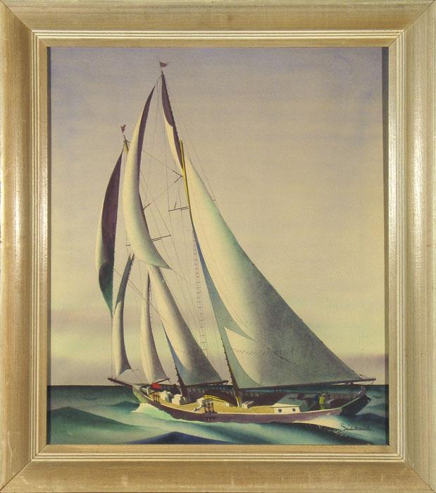 alt Gertrude Thebaud of Gloucester, MA