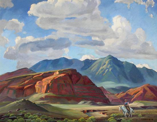 alt Western Landscape