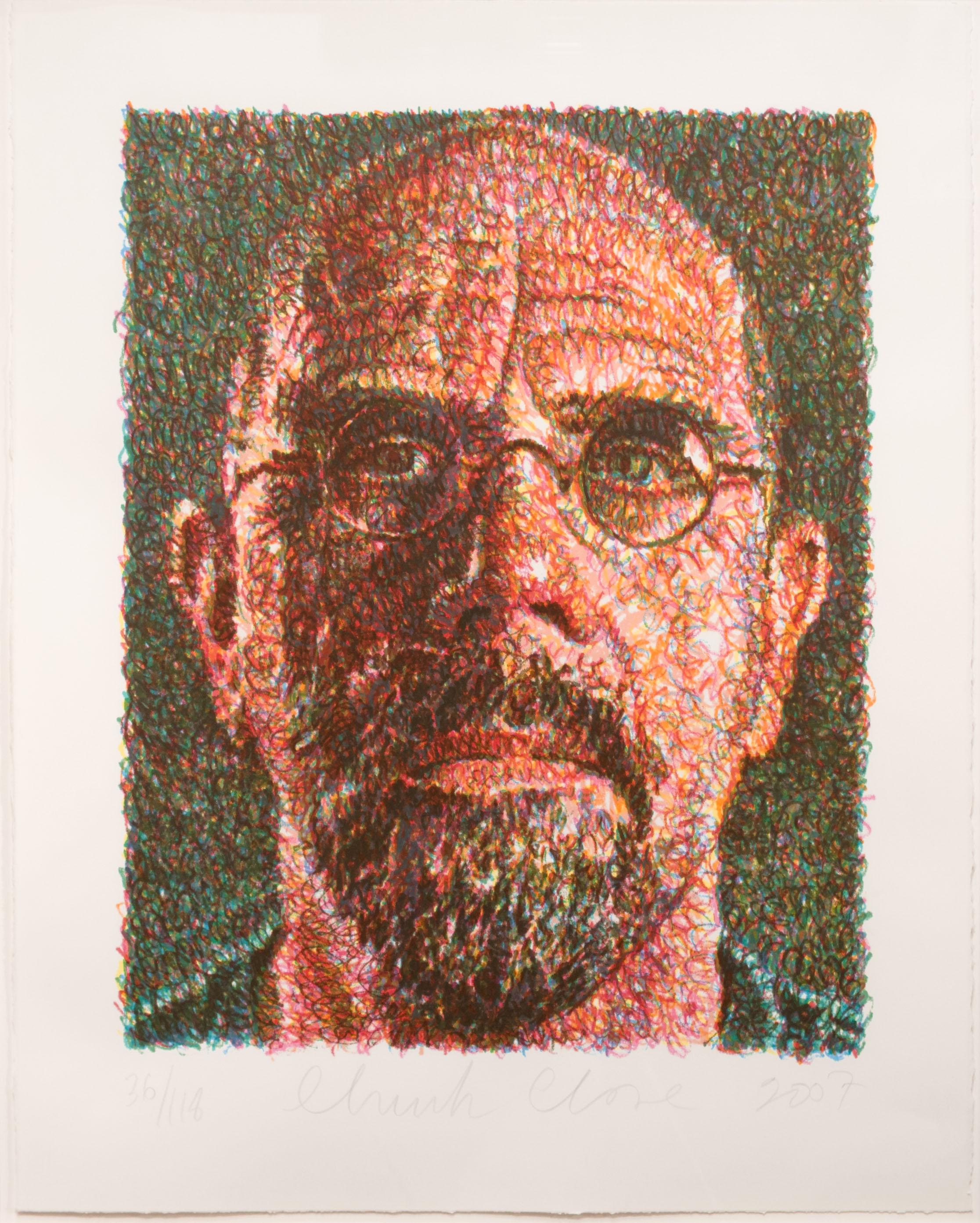 alt Self-Portrait, 2007
