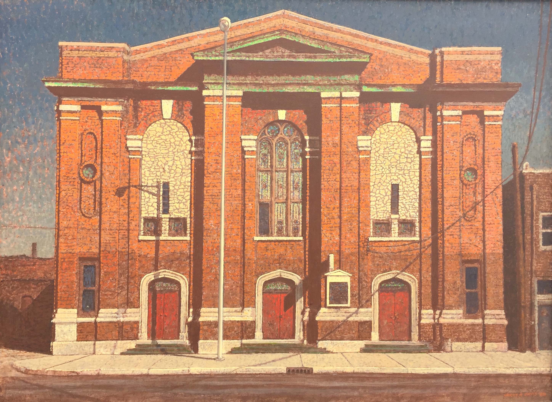 alt Second Baptist Church, Indianapolis