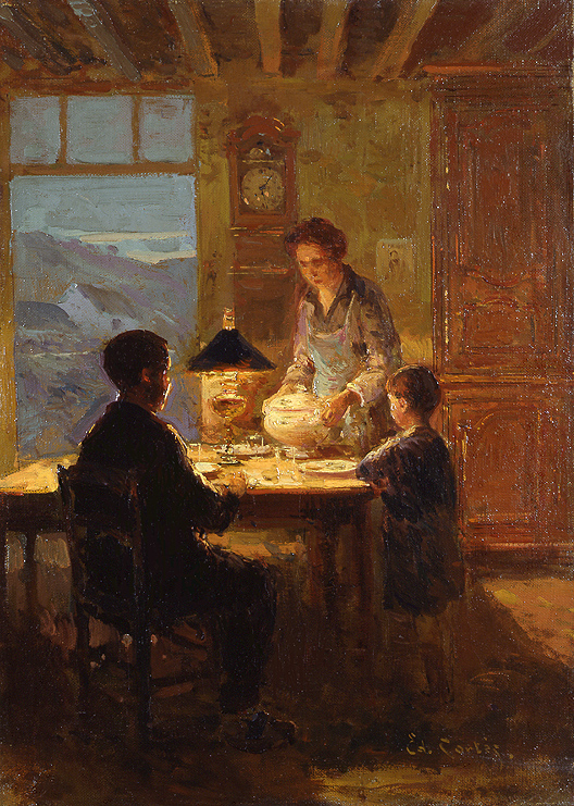 alt Family Interior