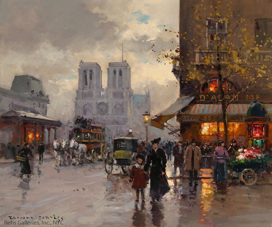 alt Place St. Michel, Notre Dame