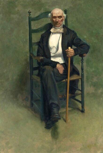 alt Portrait of a Gentleman