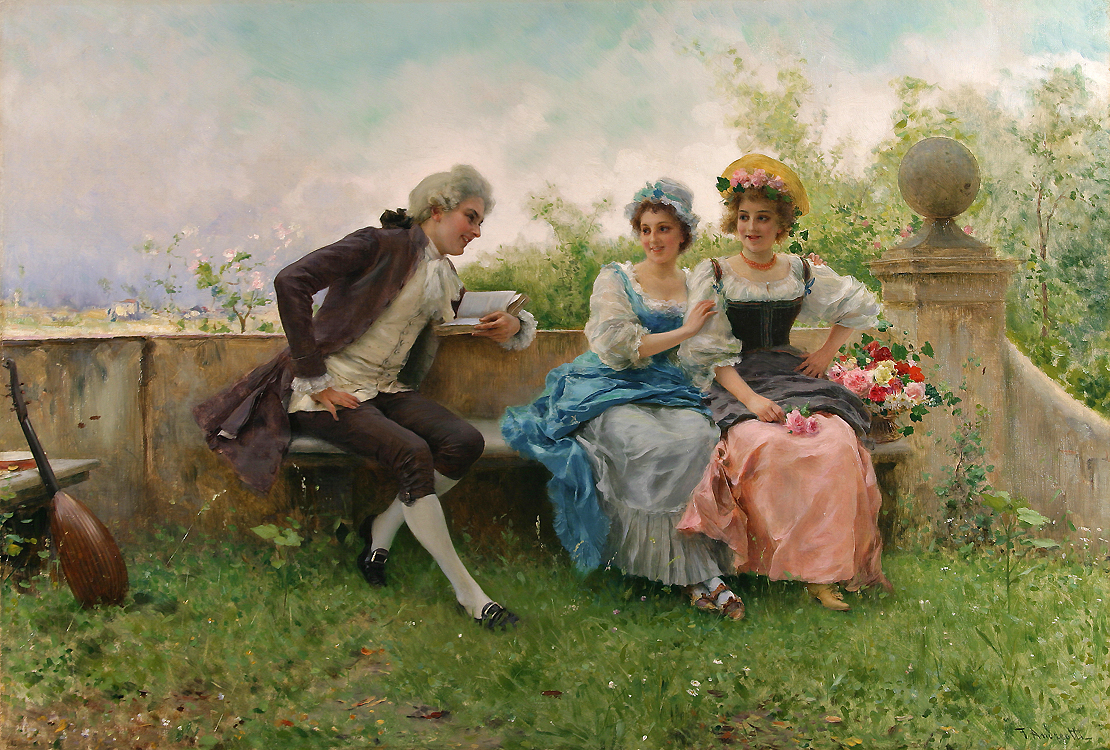 alt The Young Suitor