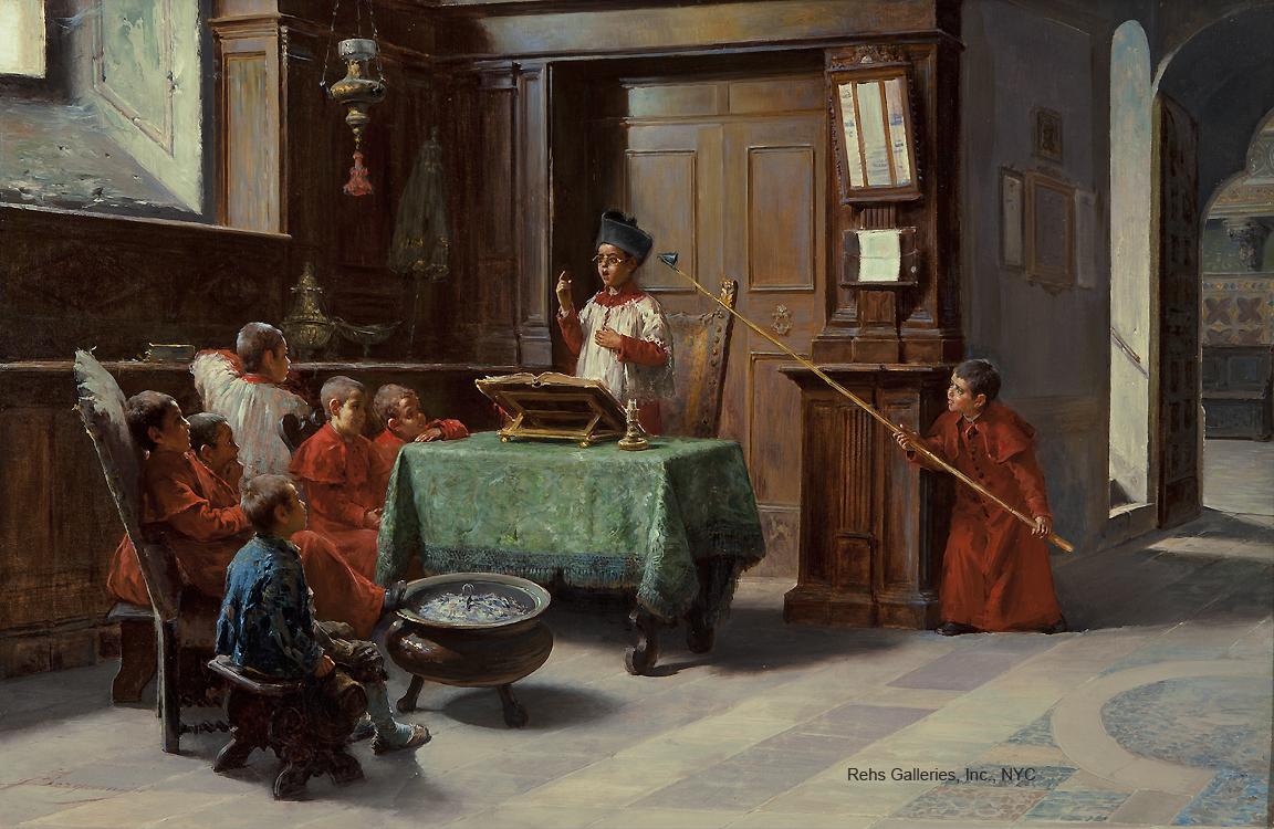 alt The Altar Boy's Sermon