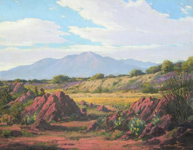 alt Desert in the Spring