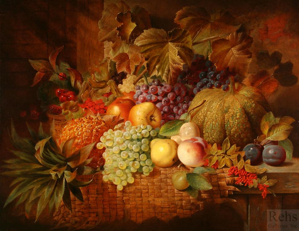 alt Still Life of Fruit