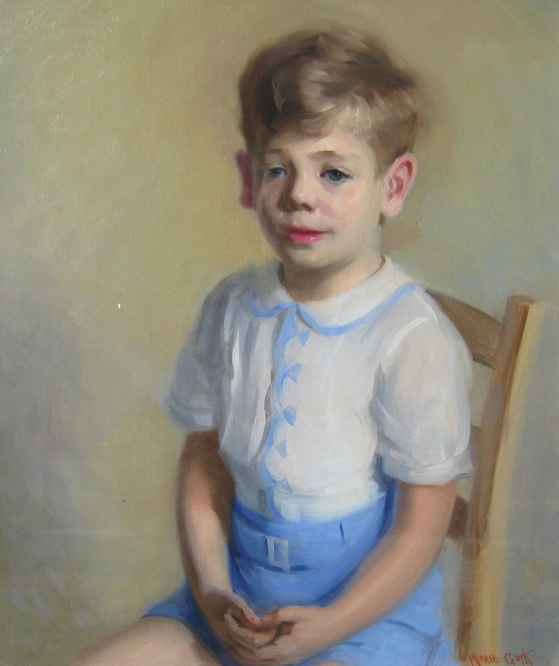alt Boy in Blue (Malfred James Hamerin)