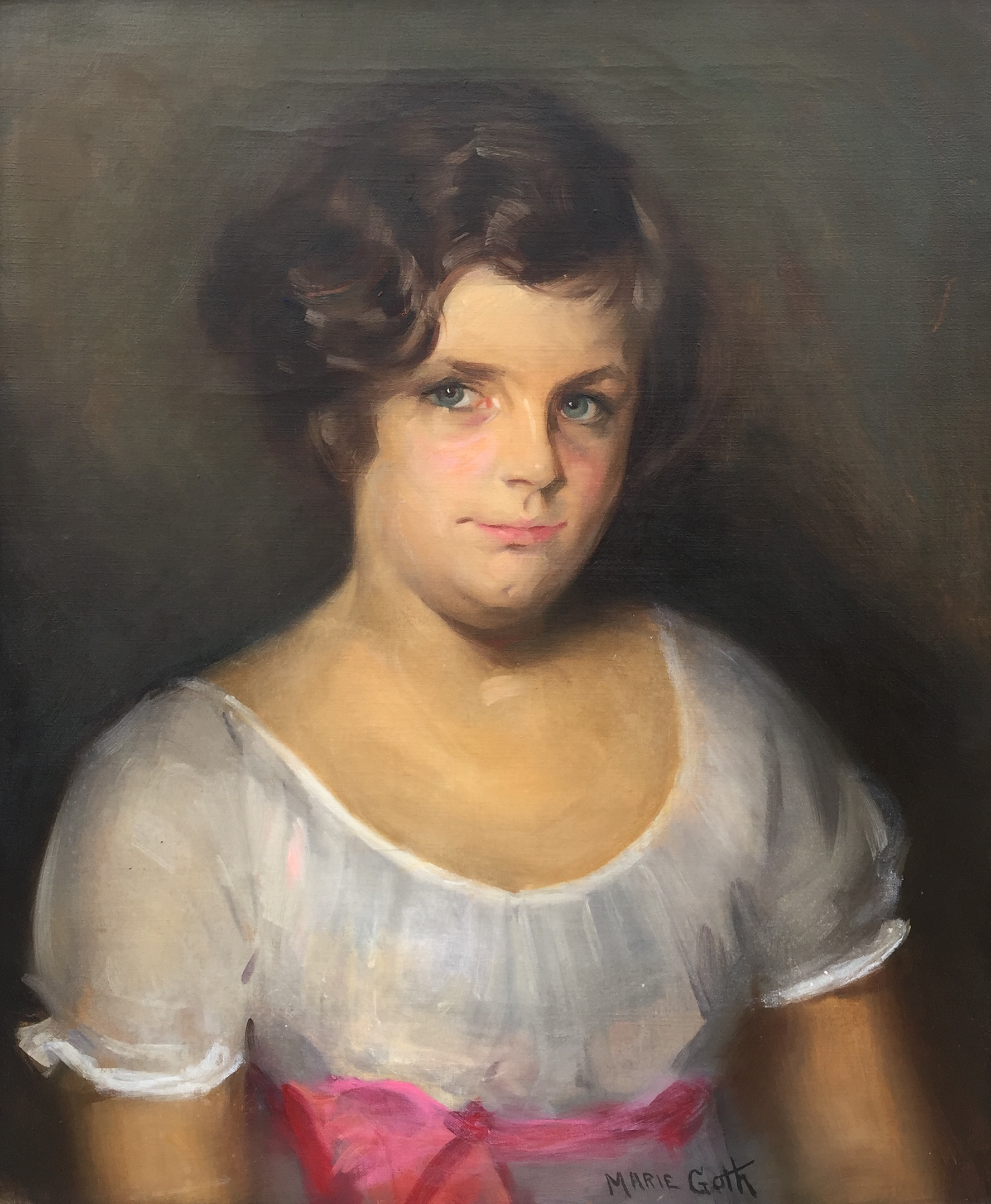 alt Portrait of Louise McNutt