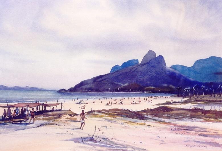 alt Lake at Rio