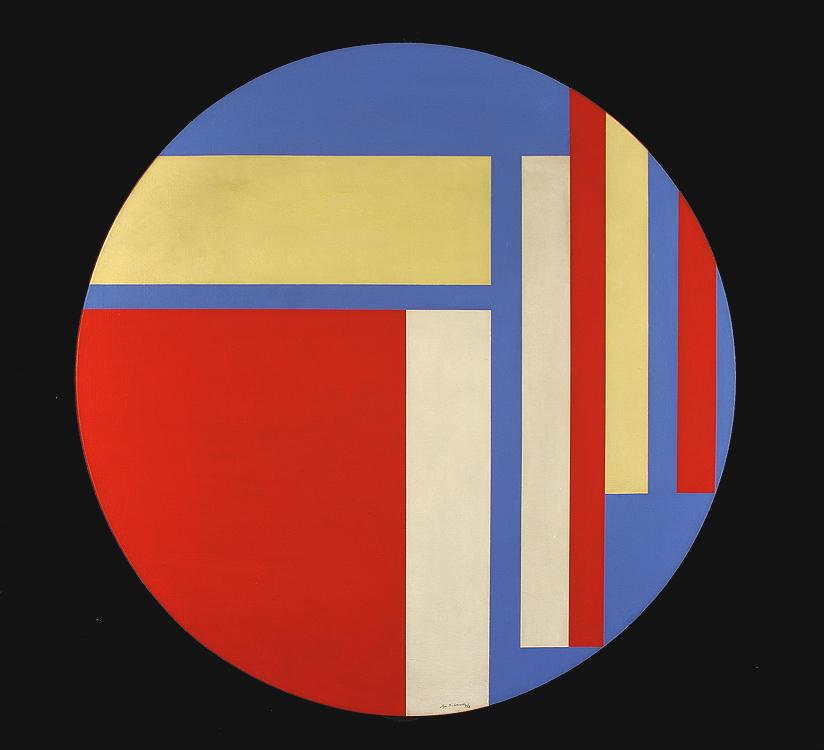 alt Vibrant Tondo, 1968