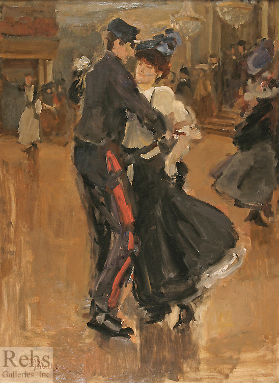 alt Dancing at the Moulin de la Galette