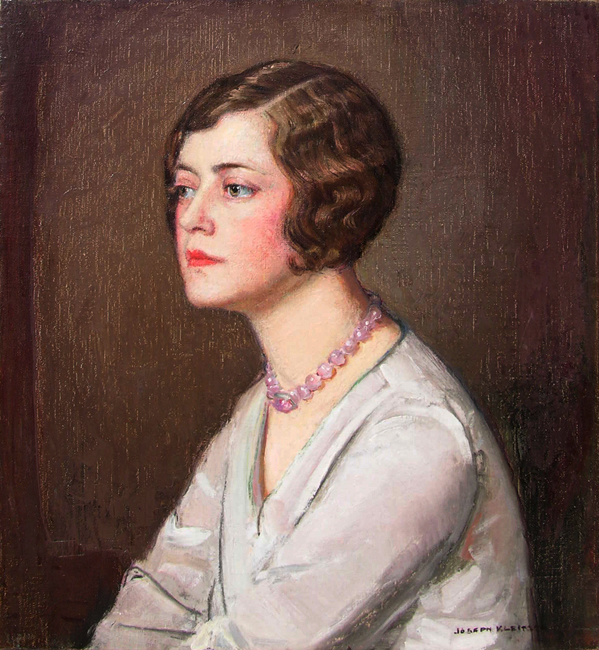 alt Portrait of Mildred