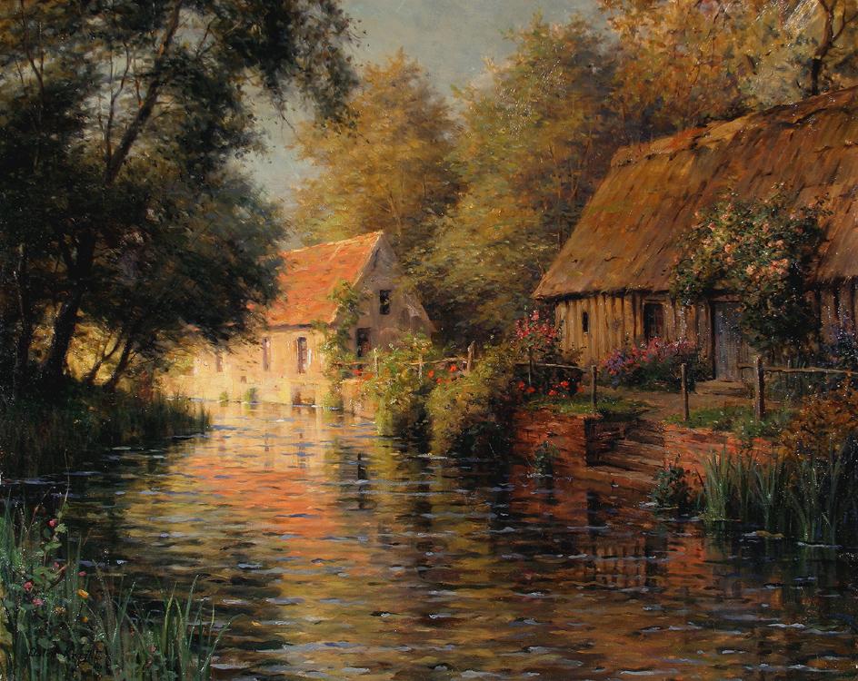 alt Along the River, Beaumont-le-Roger