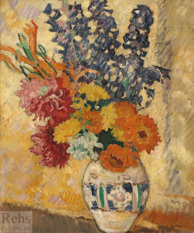alt Grand vase de fleurs