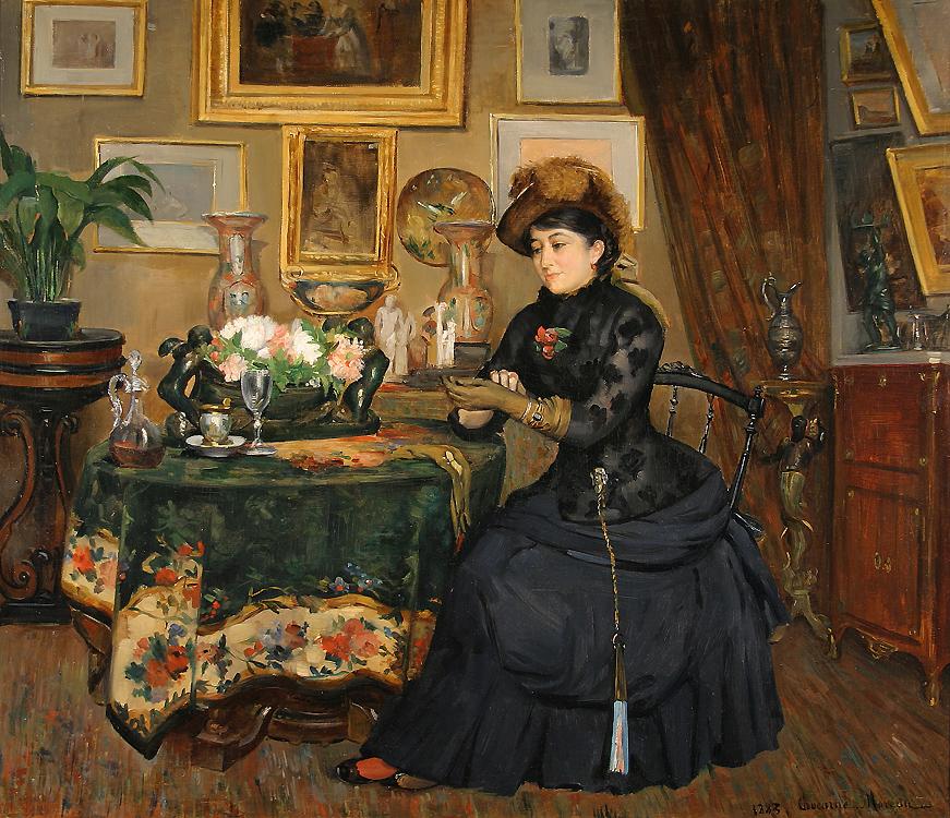 alt Parisian Interior