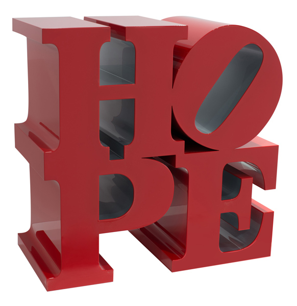 alt HOPE (Red/Silver)