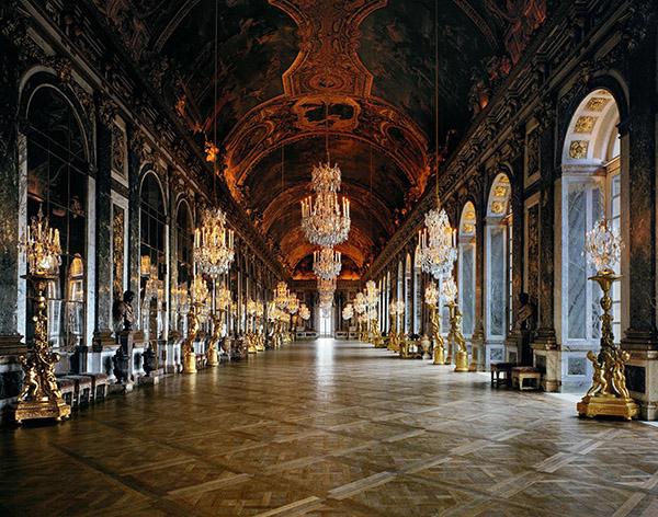 alt Galerie des Glaces, (113) CCE.02.034, Corps Central—1er etage, Chateau de Versailles, Versailles, France