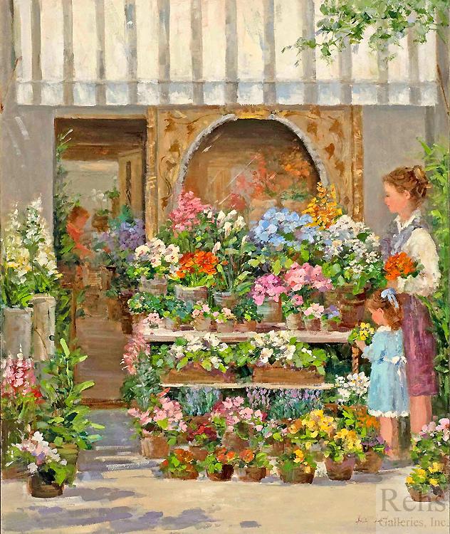 alt Parisian Flower Shop
