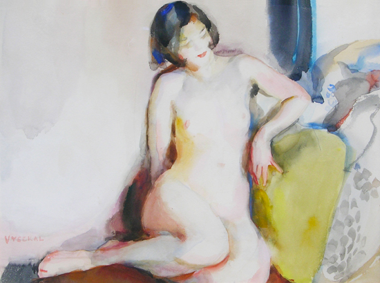 alt Seated Nude