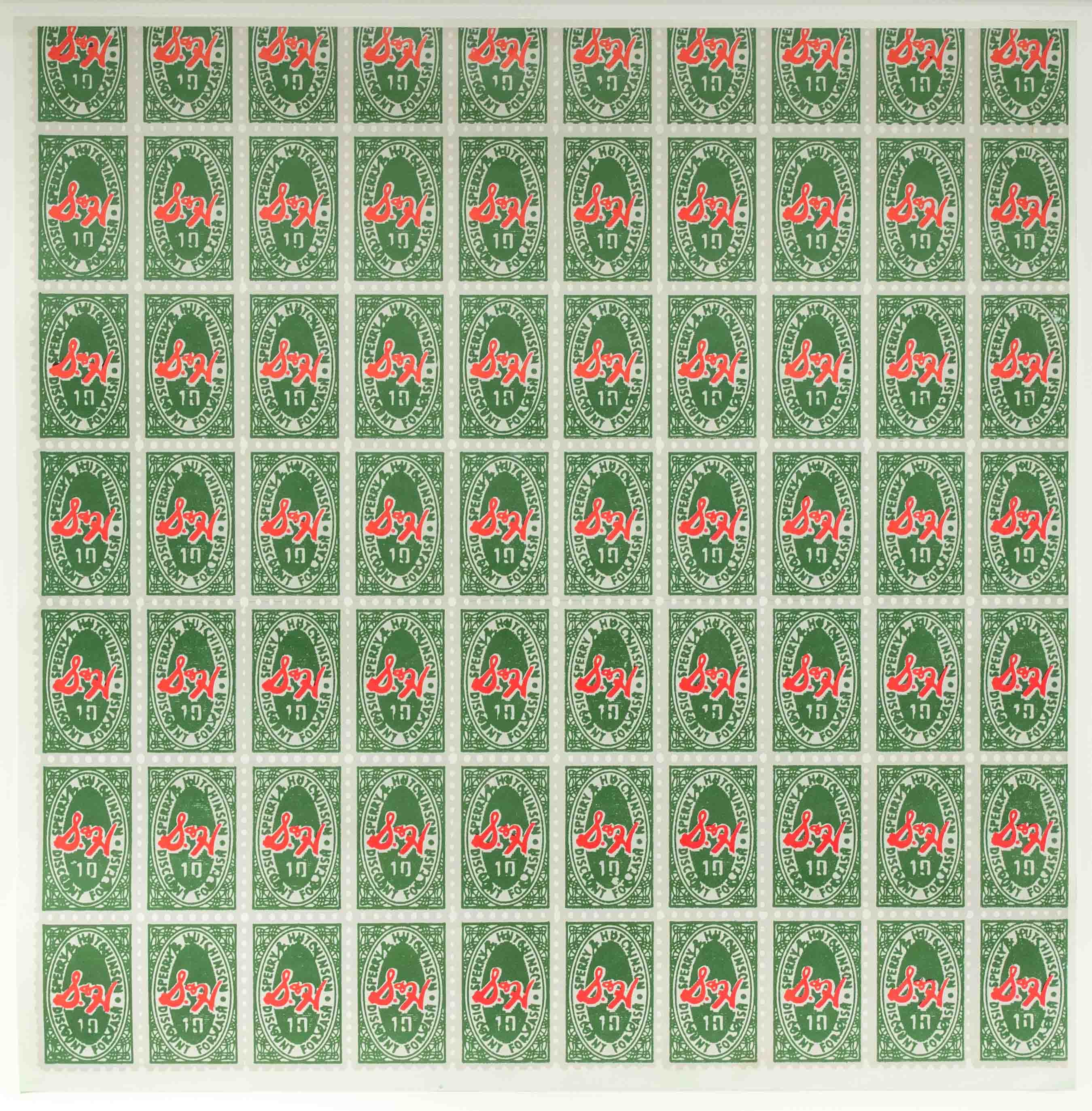 alt S & H Green Stamps, 1965