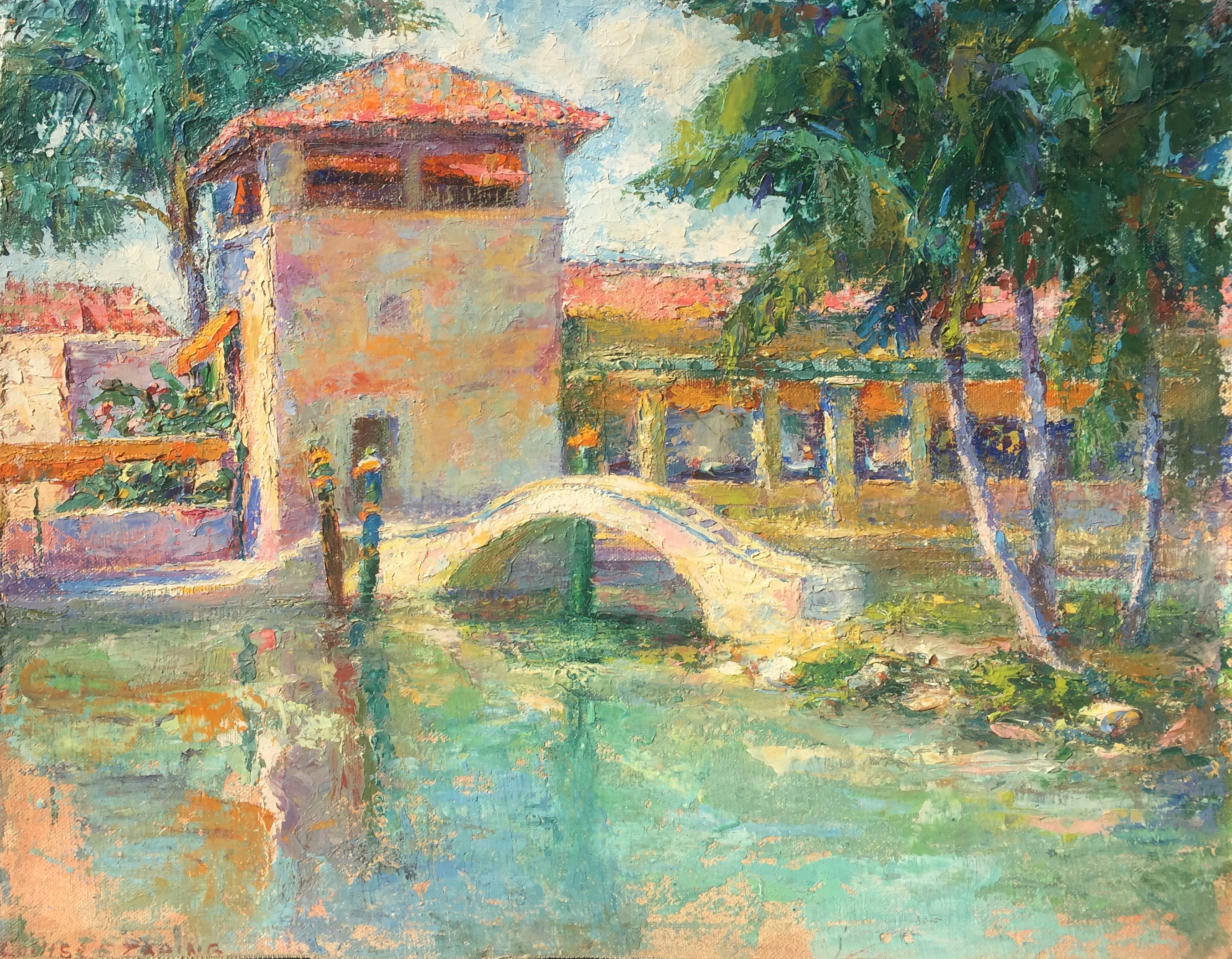 alt The Venetian Pool