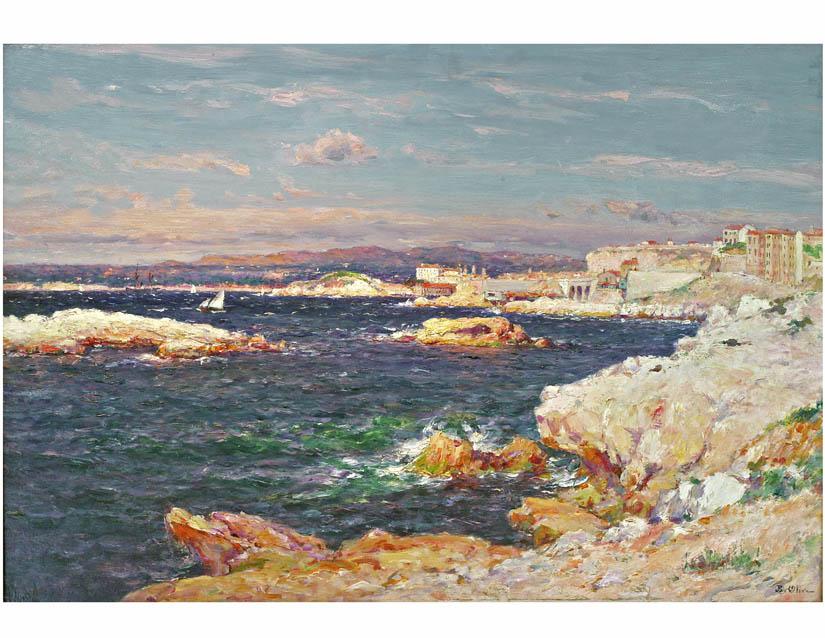 alt Marseille, La Corniche
