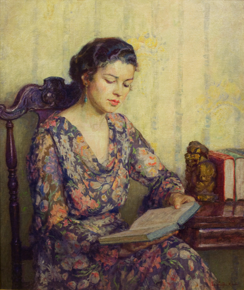 alt Woman Reading