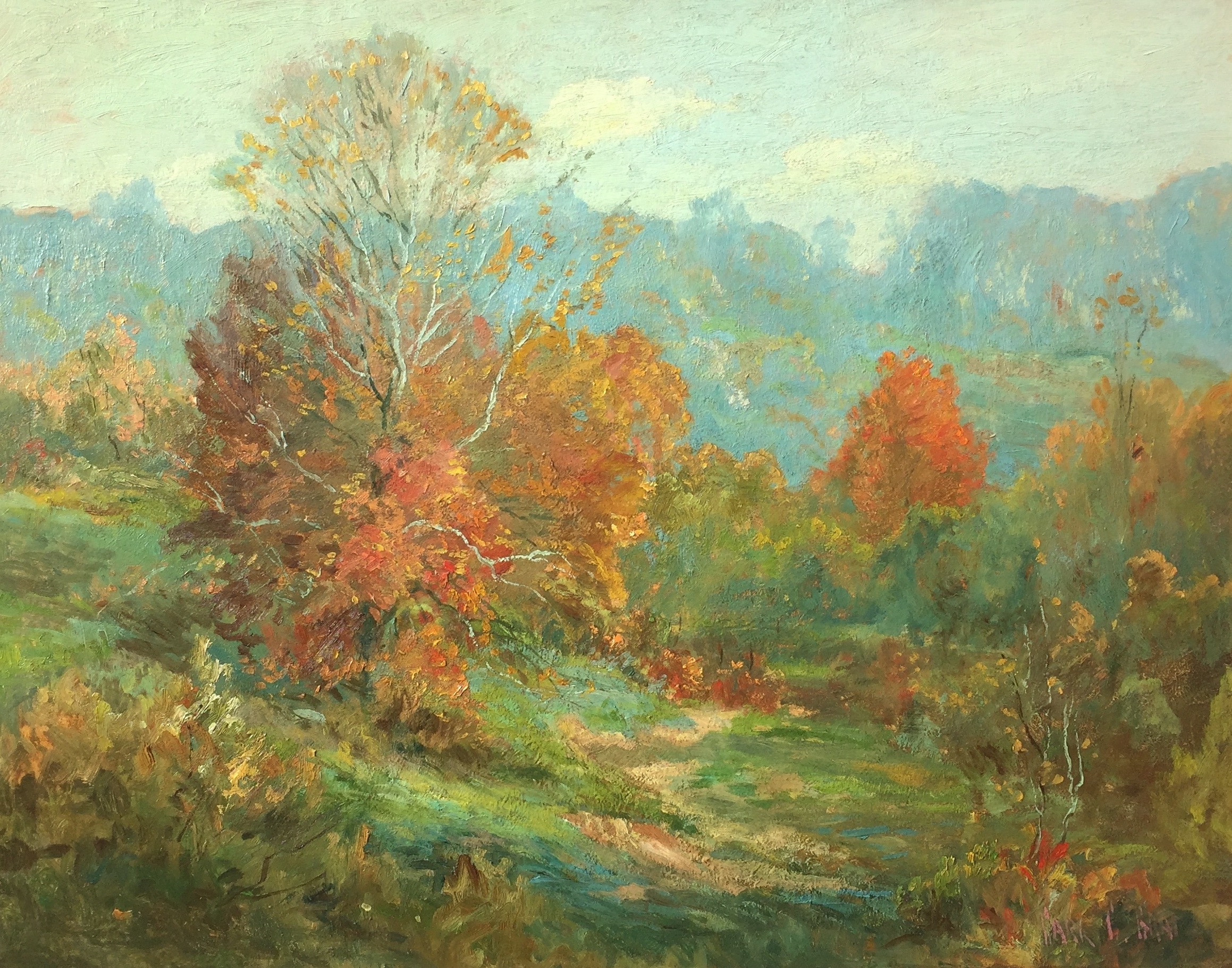 alt Lengthening Shadows-Autumn