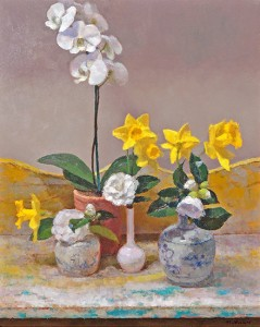 mcvicker orchids camellian daffodils