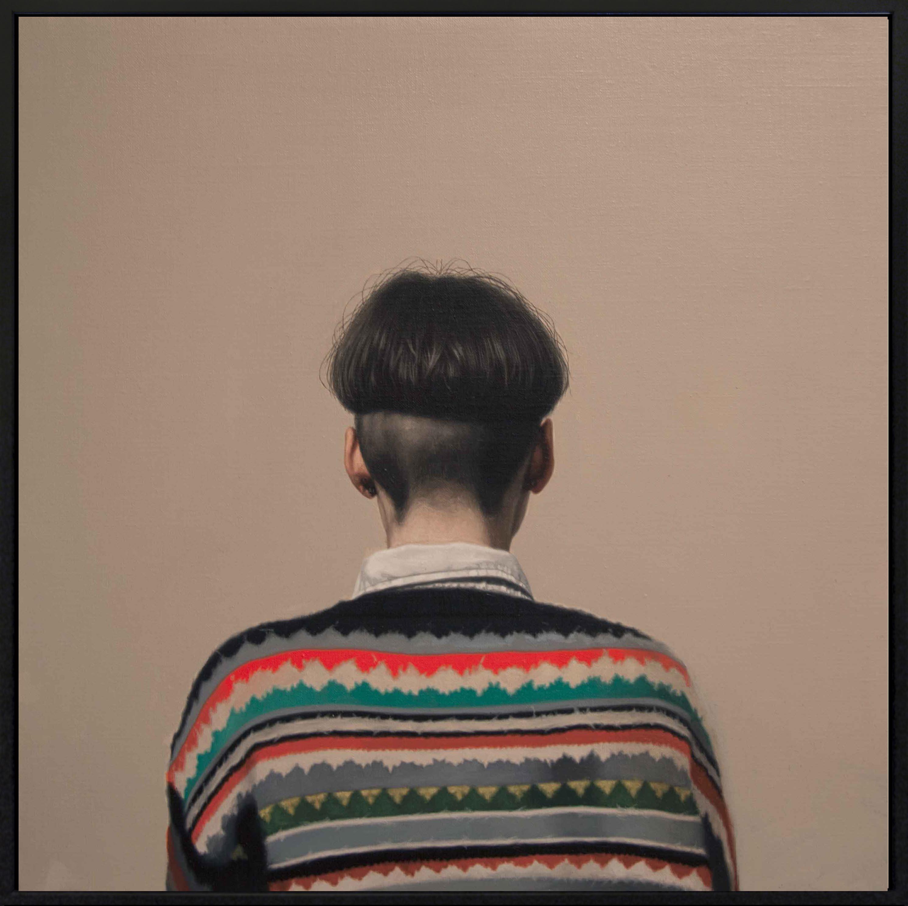 Back Portrait No. 11