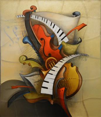 "Mosaic–Orchestration ""Alto"""