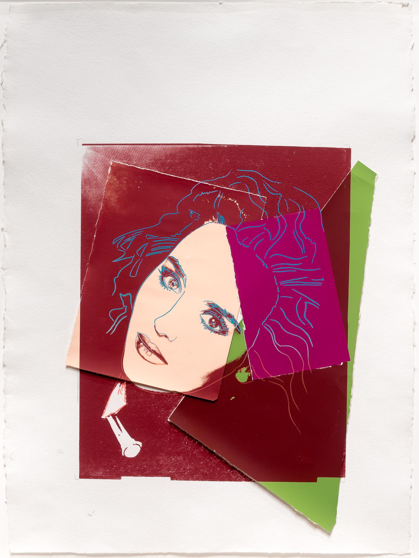 Portrait of Isabelle Adjani
