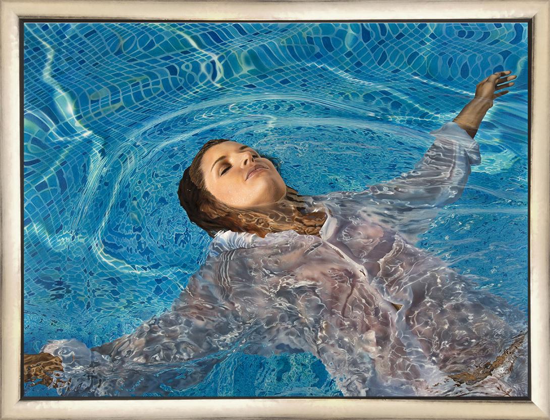 Floating in Blue II