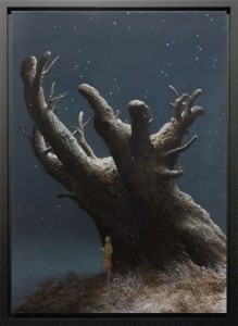 WIESENFELD-God-of-the-Forest-39x28-f43x32