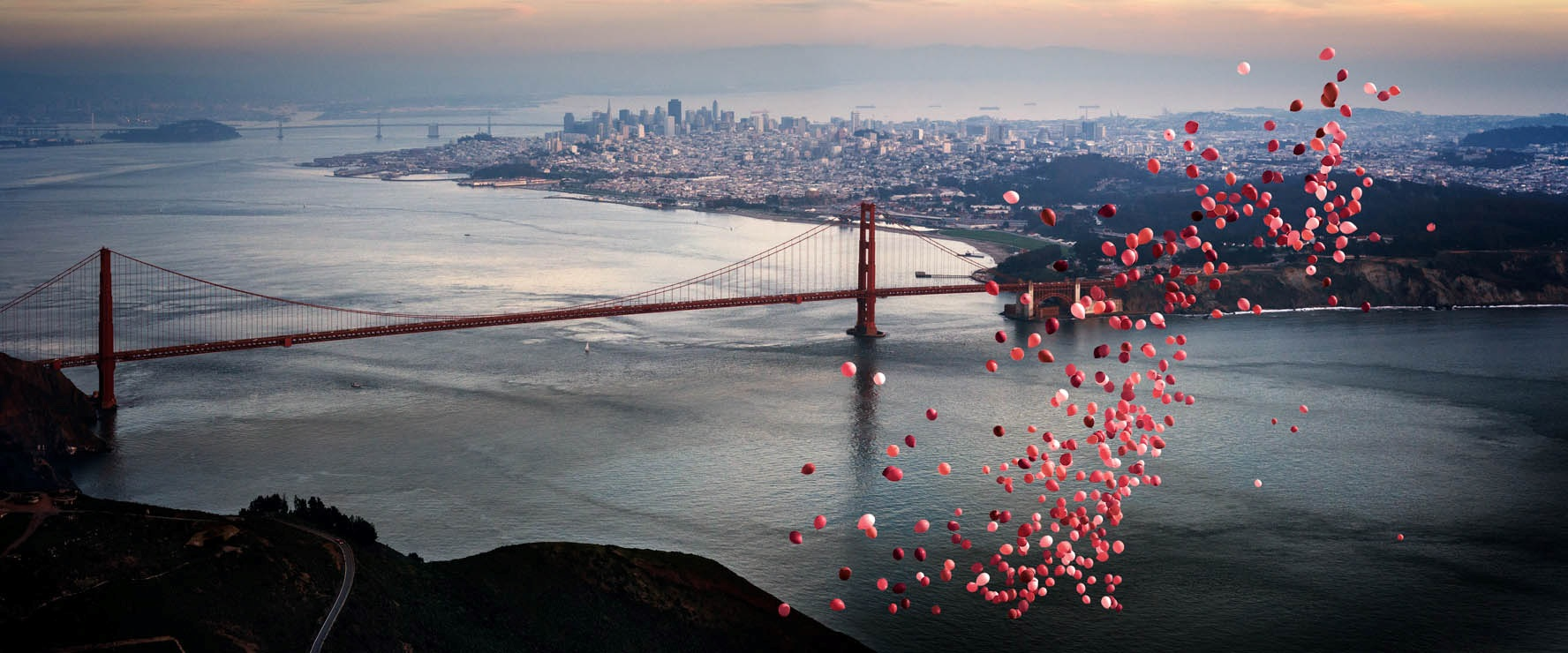 alt Balloons Over San Francisco
