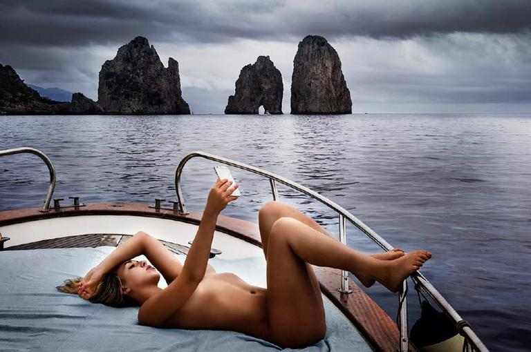 Capri Selfie, 2016