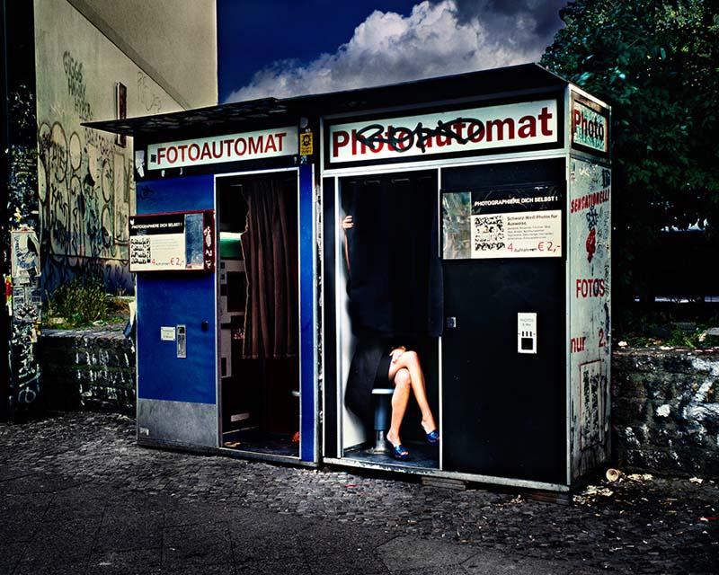 alt Legs in Berlin