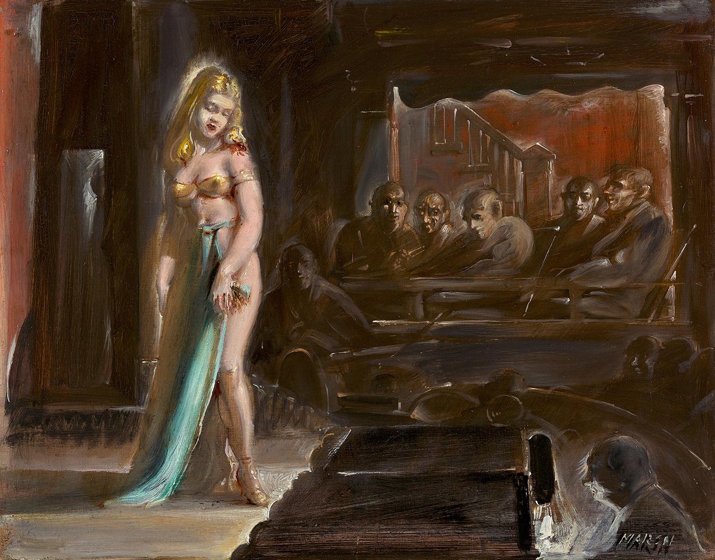 alt Burlesque Queen