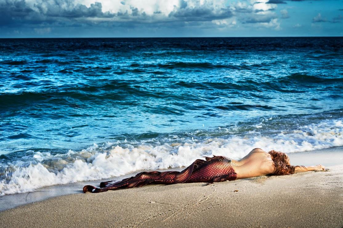 alt Mermaid in Paradise I