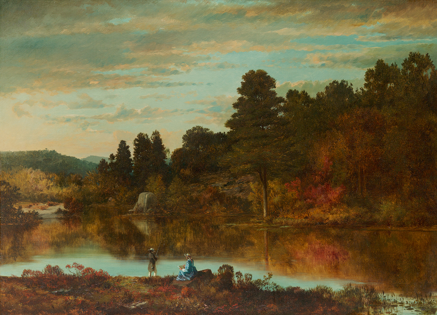 alt Autumn Afternoon, 1862