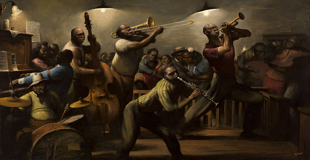 Jazz on a High Note on masoninte